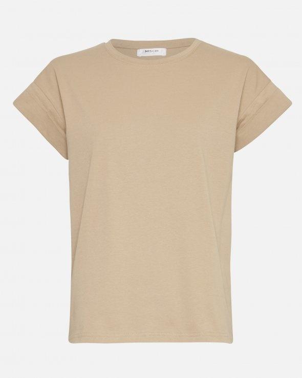Alva T-shirt White Pepper-1