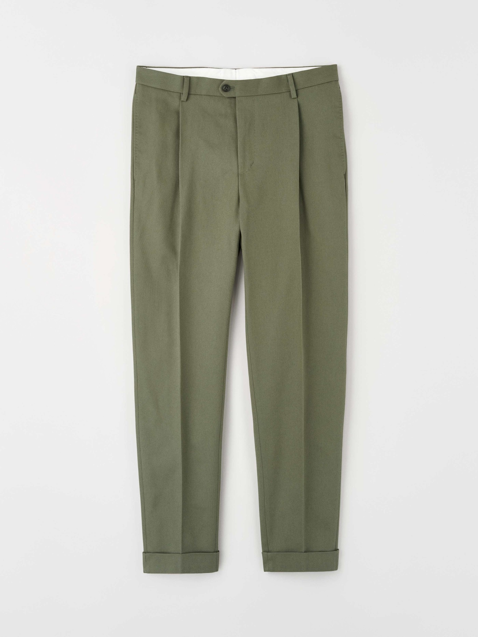 Trevor Pants Army Green-1