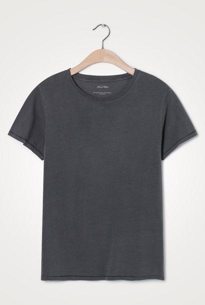 Vegiflower Carbon Zwart T-shirt