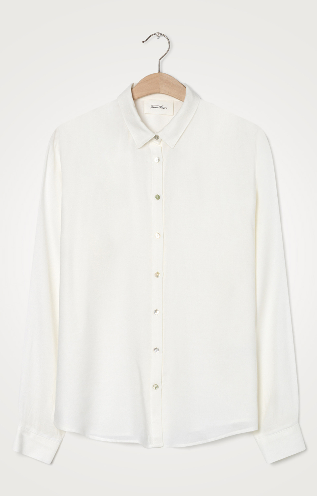 Dorabird Ecru White Shirt-1