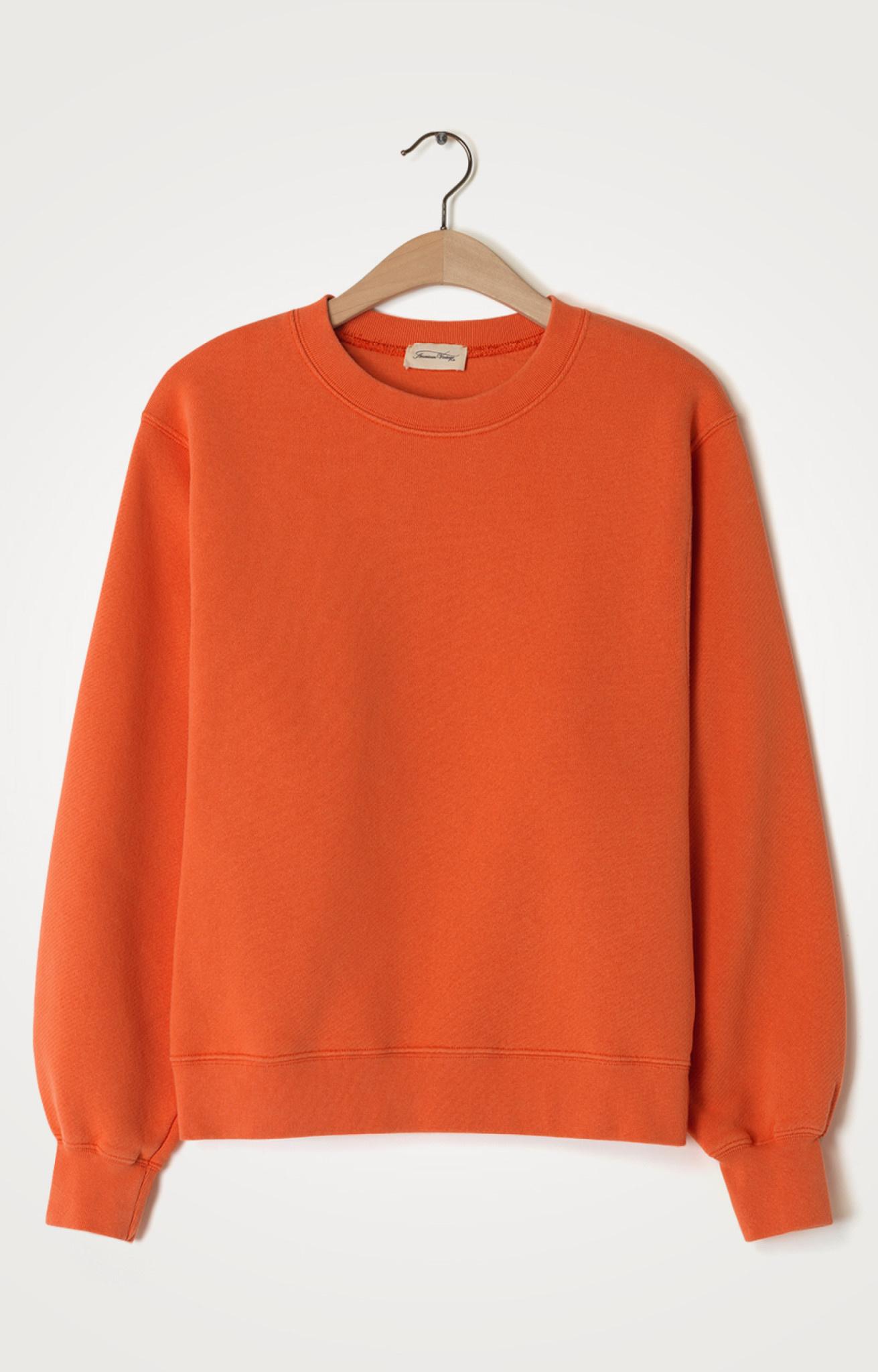 Ibowie Loose Sweatshirt Butternut-1
