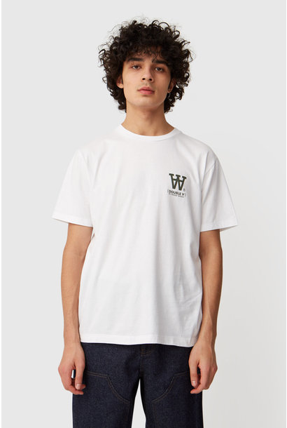 AceT-Shirt Bright White Logo Tee