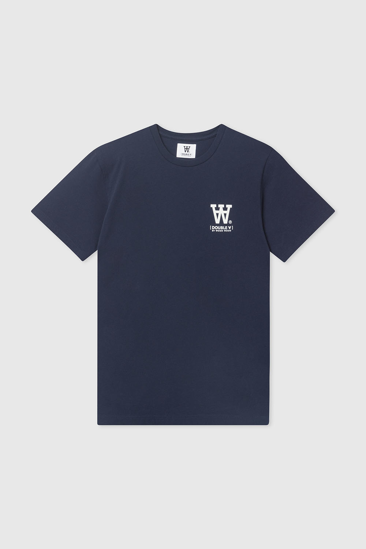 Ace T-Shirt Navy Logo Tee-3