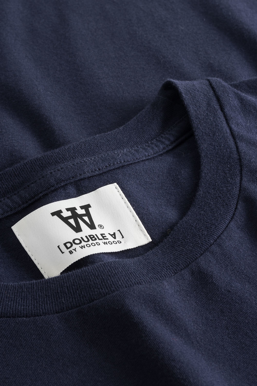 Ace T-Shirt Navy Logo Tee-4