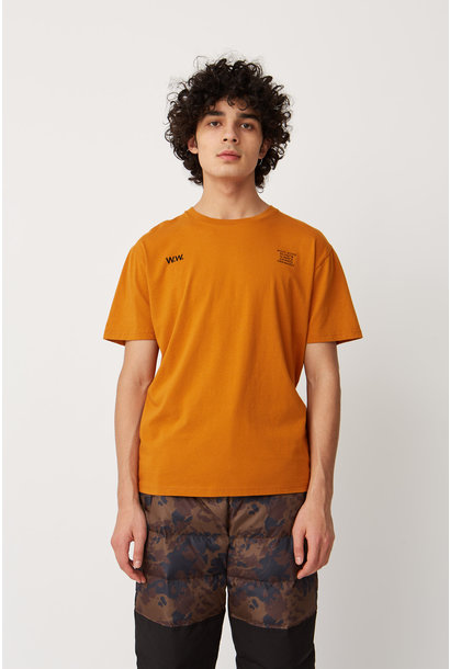 Voyages T-Shirt Orange