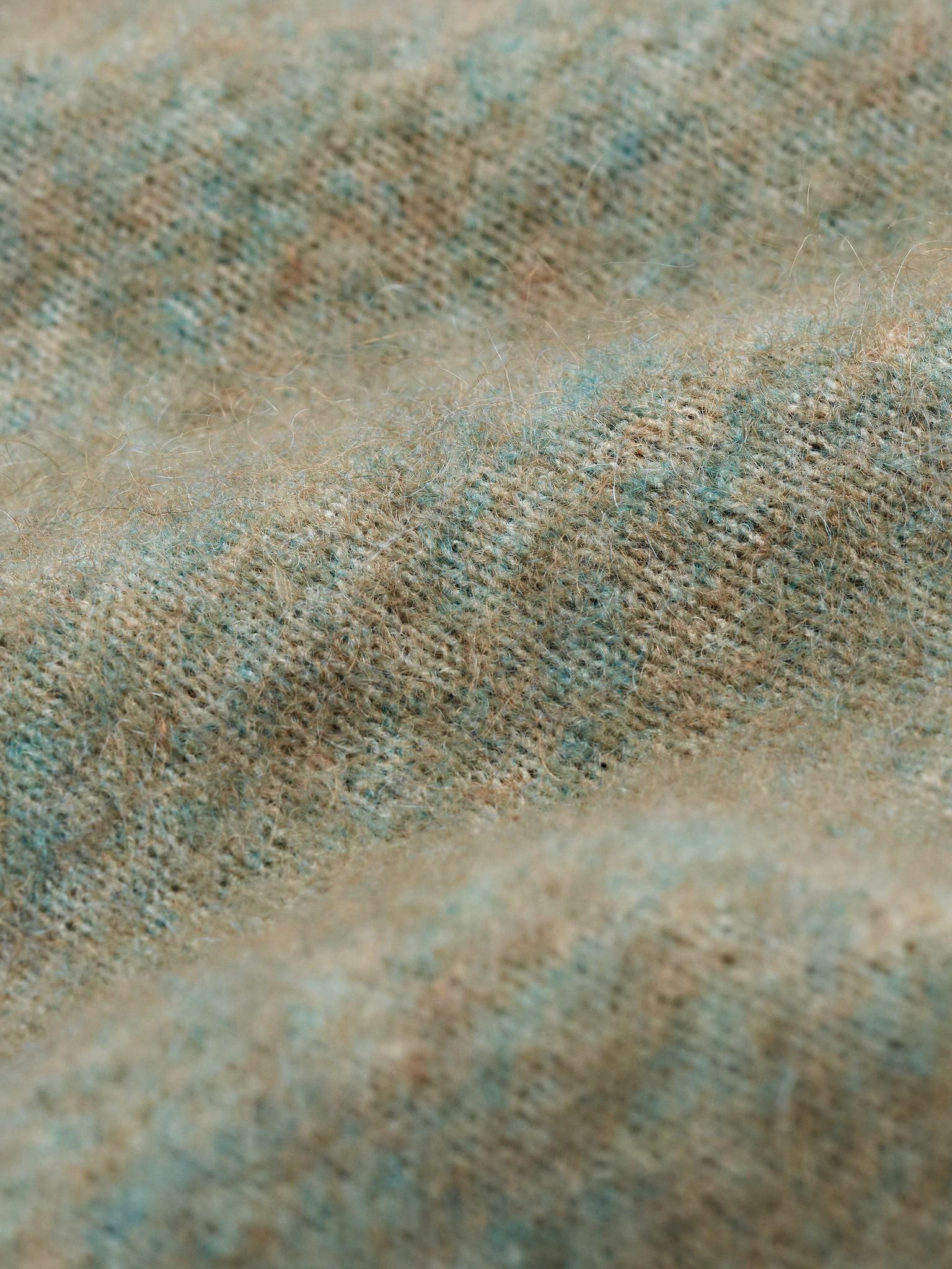 Gwynn Pale Jade Green Wool Knitwear-3
