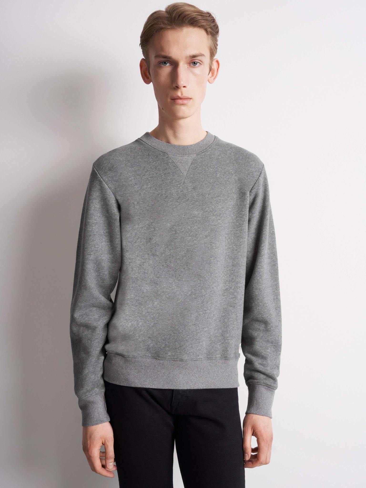 Niccola Sweater Dark Grey melange W69341001-2