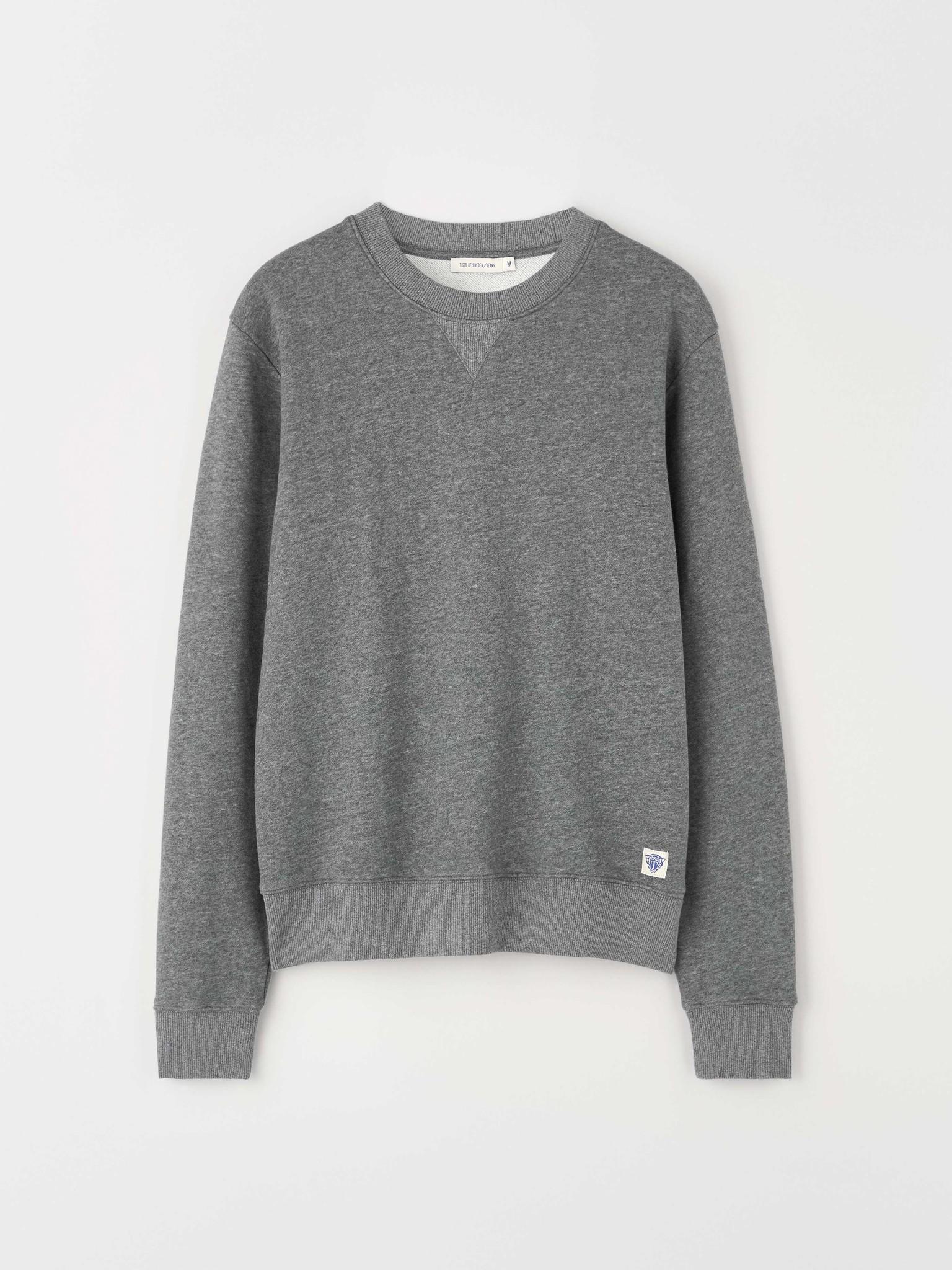 Niccola Sweater Dark Grey melange W69341001-1