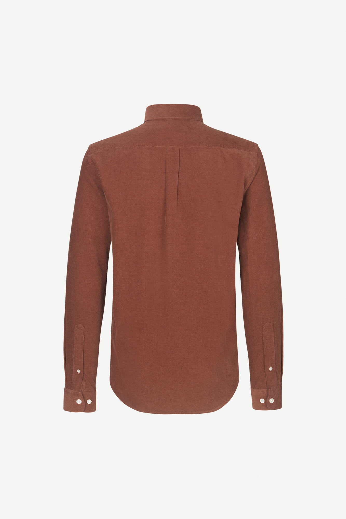 Liam BX Shirt Cinnamon Brown Corduroy 10504-2