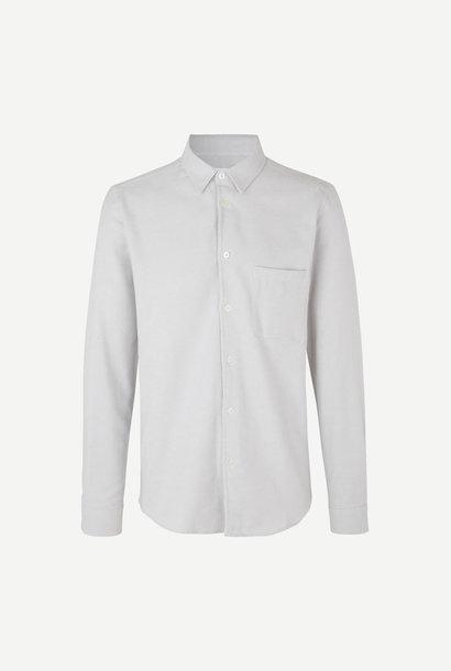 Liam NF Shirt Wind Chime Grey Melange