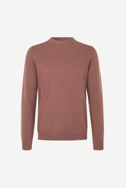 Gees O-N 132 Cinnamon Brown Wool Jumper