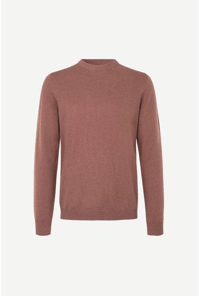 Gees O-N 132 Cinnamon Brown Wool Jumper