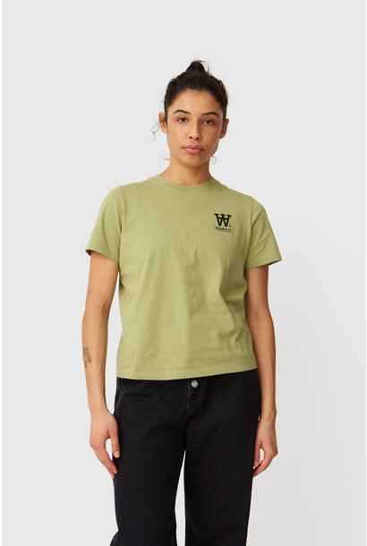Mia Olive Green T-Shirt