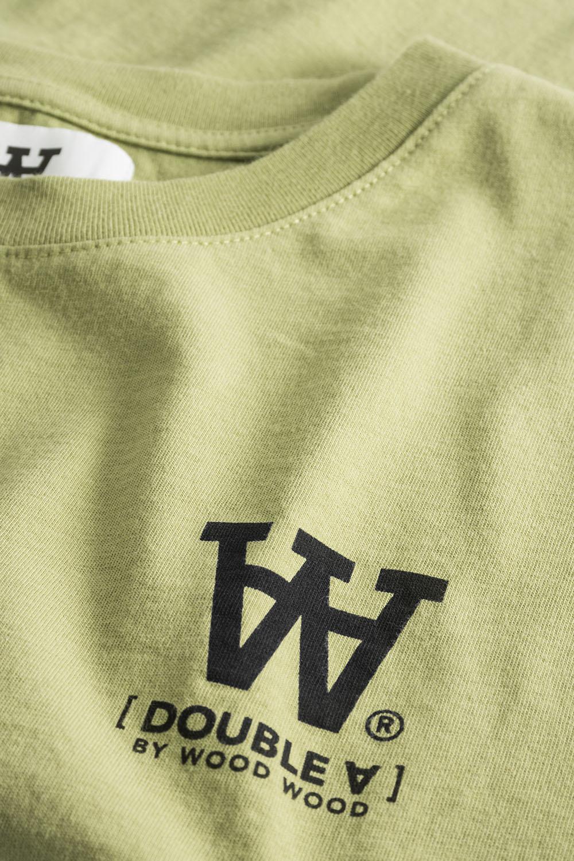 Mia Olive Green T-Shirt-2