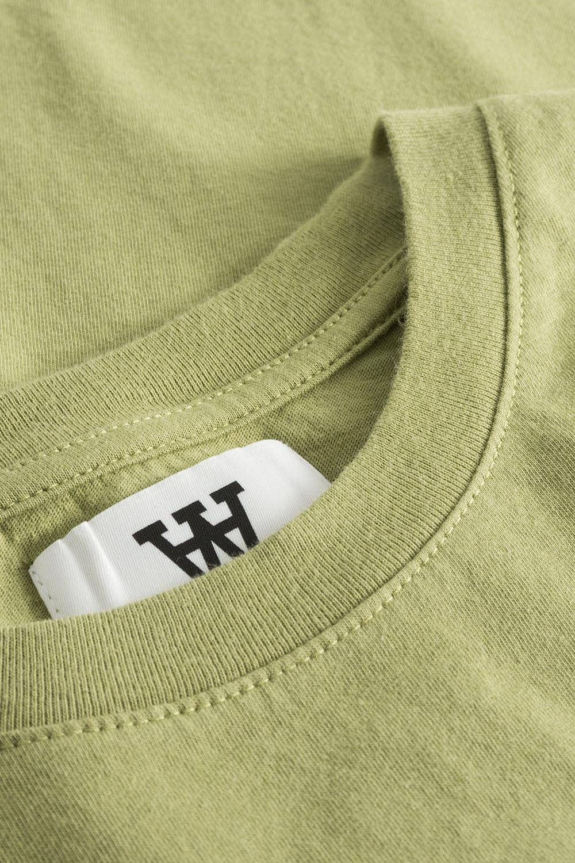 Mia Olive Green T-Shirt-4