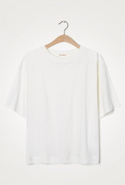Fakobay Oversized White T-Shirt