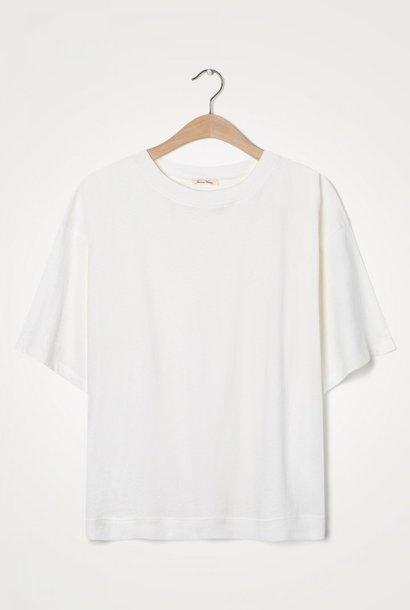 Fakoboy Oversized T-Shirt Wit