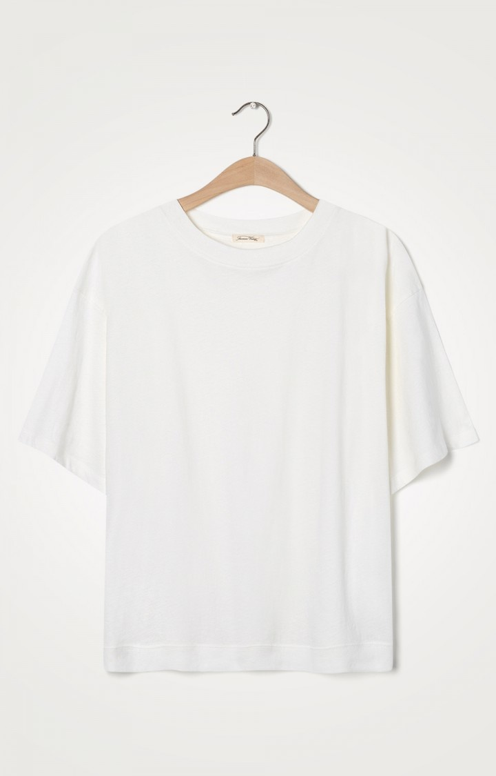 Fakobay Oversized White T-Shirt-1