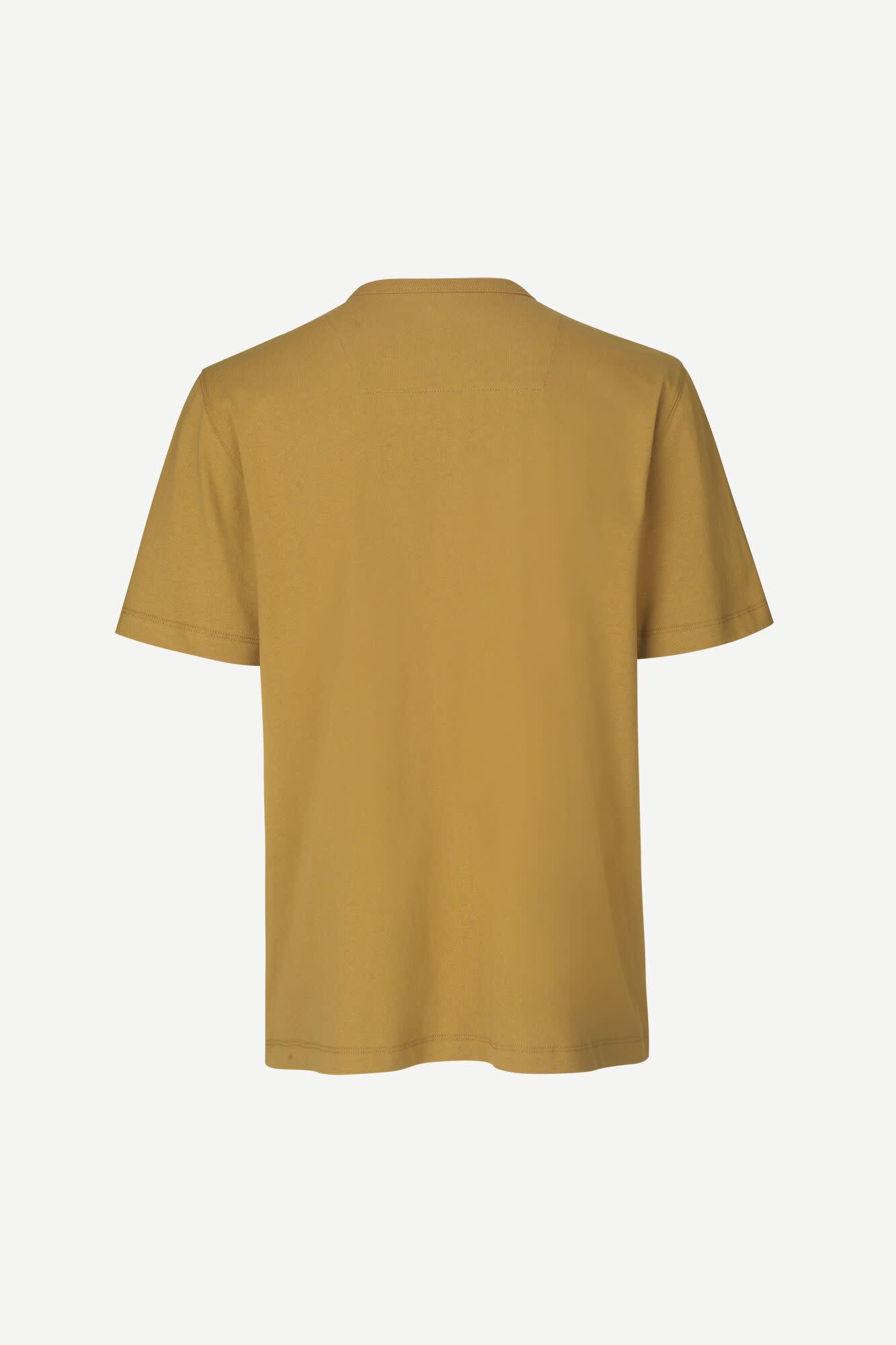 Hugo T-Shirt Komijn Bruin-2