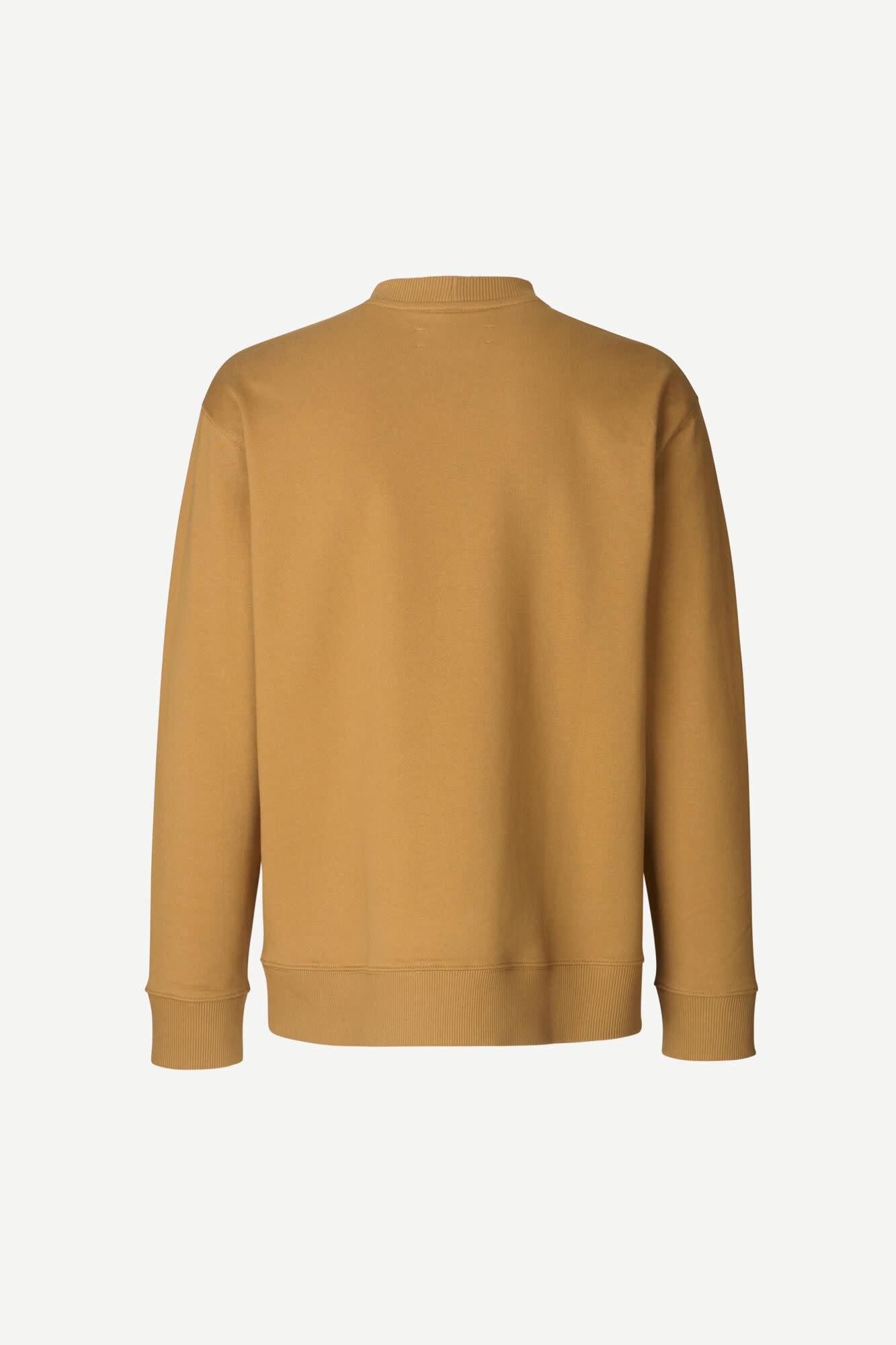 Toscan Sweatshirt Cumin Brown 11414-2