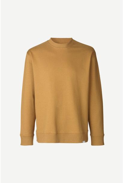 Toscan Sweatshirt Cumin Brown