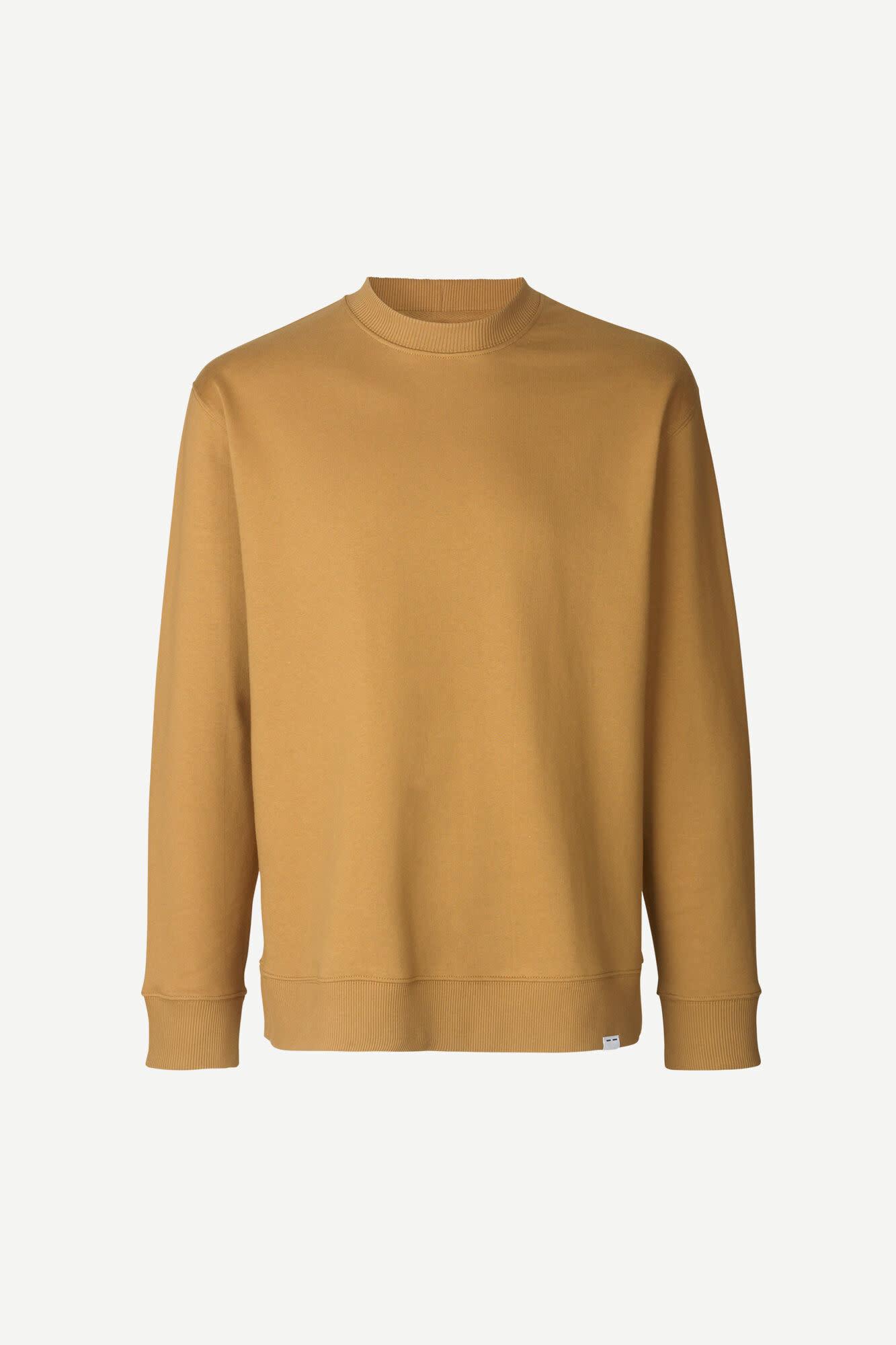 Toscan Sweatshirt Cumin Brown 11414-1
