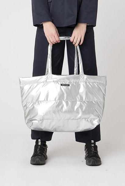 Amor Padding Bag Zilver