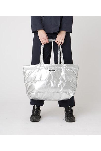 Amor Padding Bag Silver