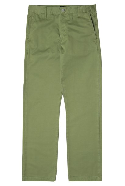 39 Chino PFD Olive Green Compact 9oz Twill