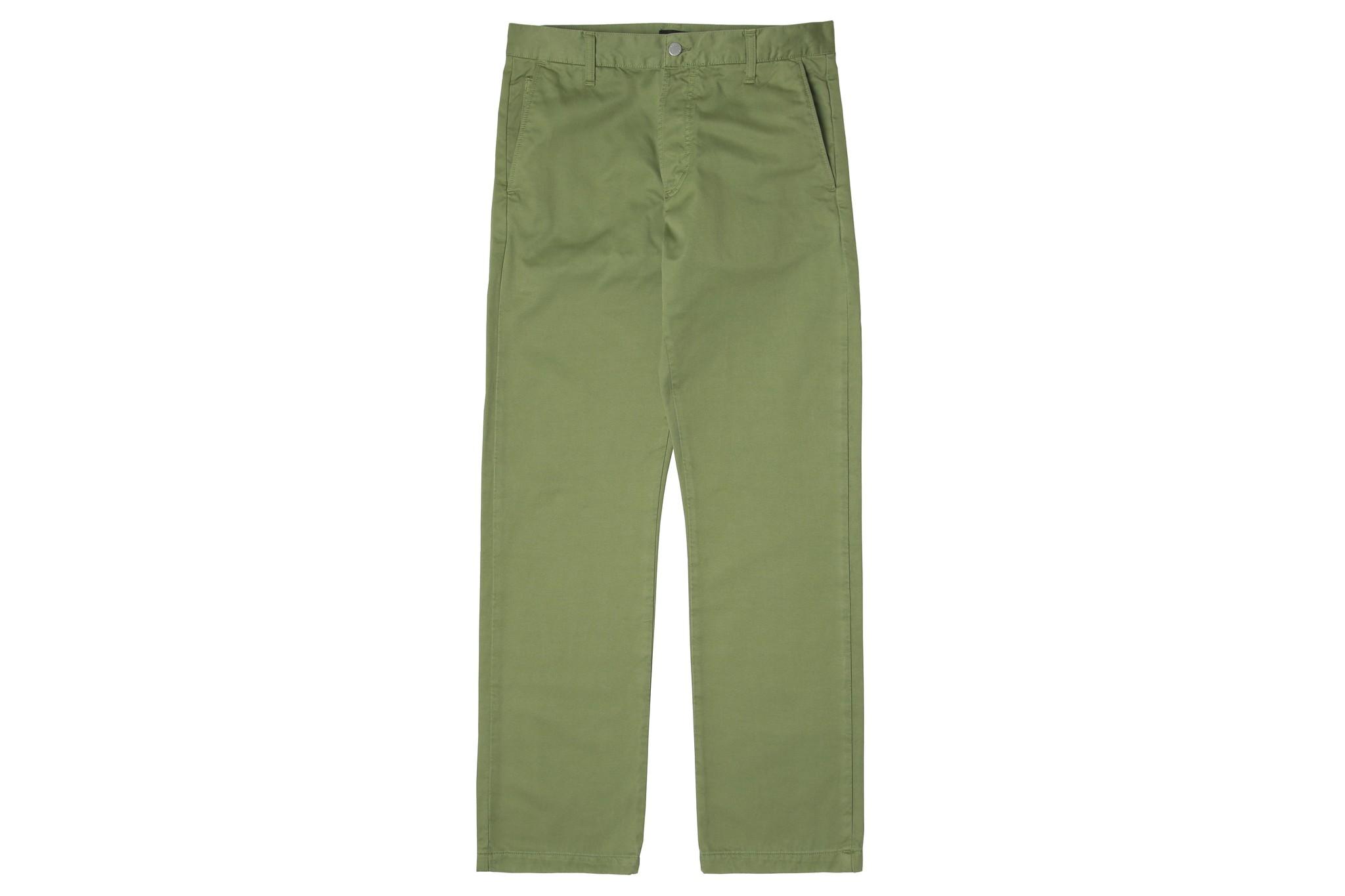 39 Chino PFD Olive Green Compact 9oz Twill-1