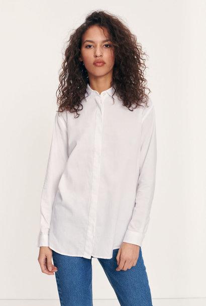 Caico Basic Shirt Wit