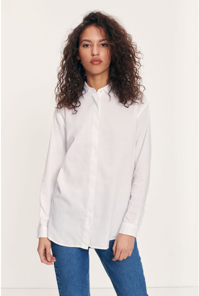 Caico Basic Shirt White