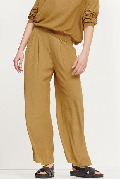 Ganda Loose Trousers Dijon Brown