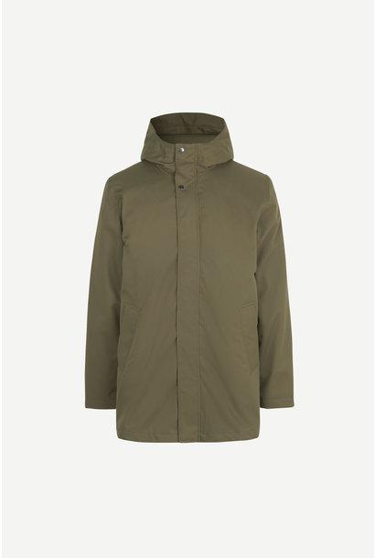 Misam 3 Layer Winter Jacket Green
