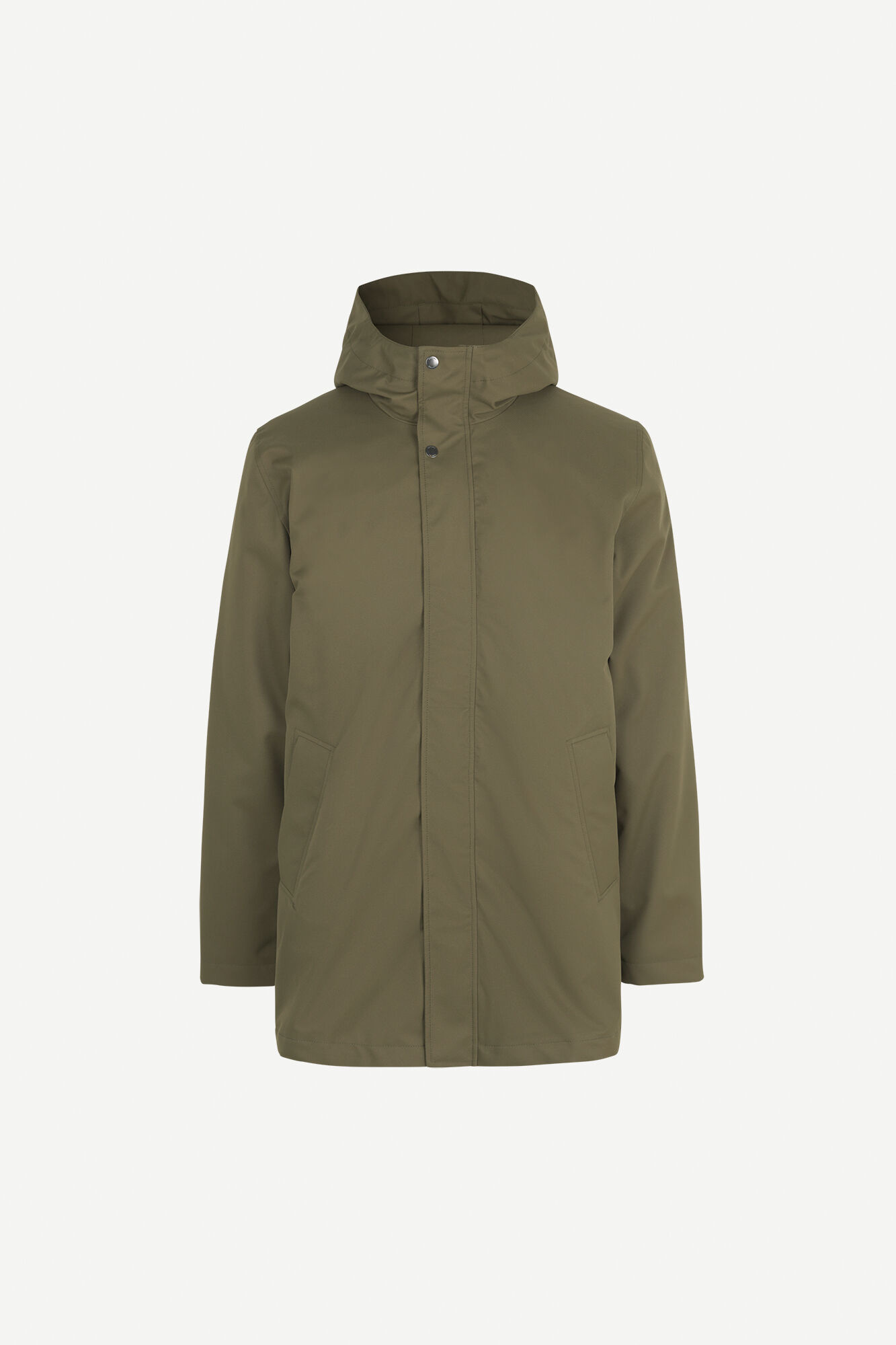 Misam 3 Layer Winter Jacket Green 11234-2