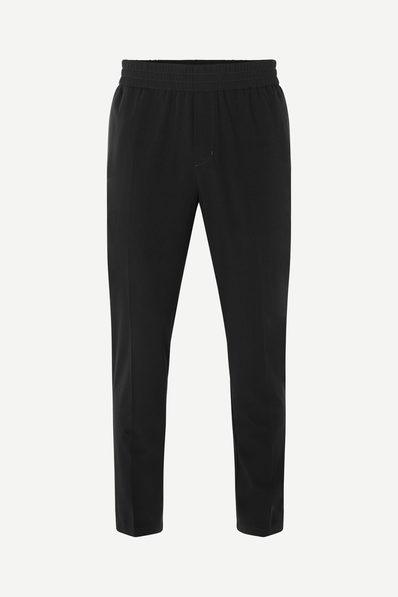 Smithy Relaxed Fit Trouser Black-2