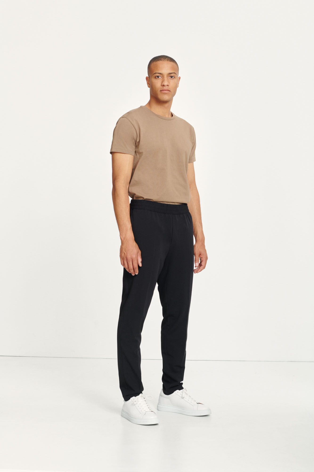 Smithy Relaxed Fit Trouser Black-5