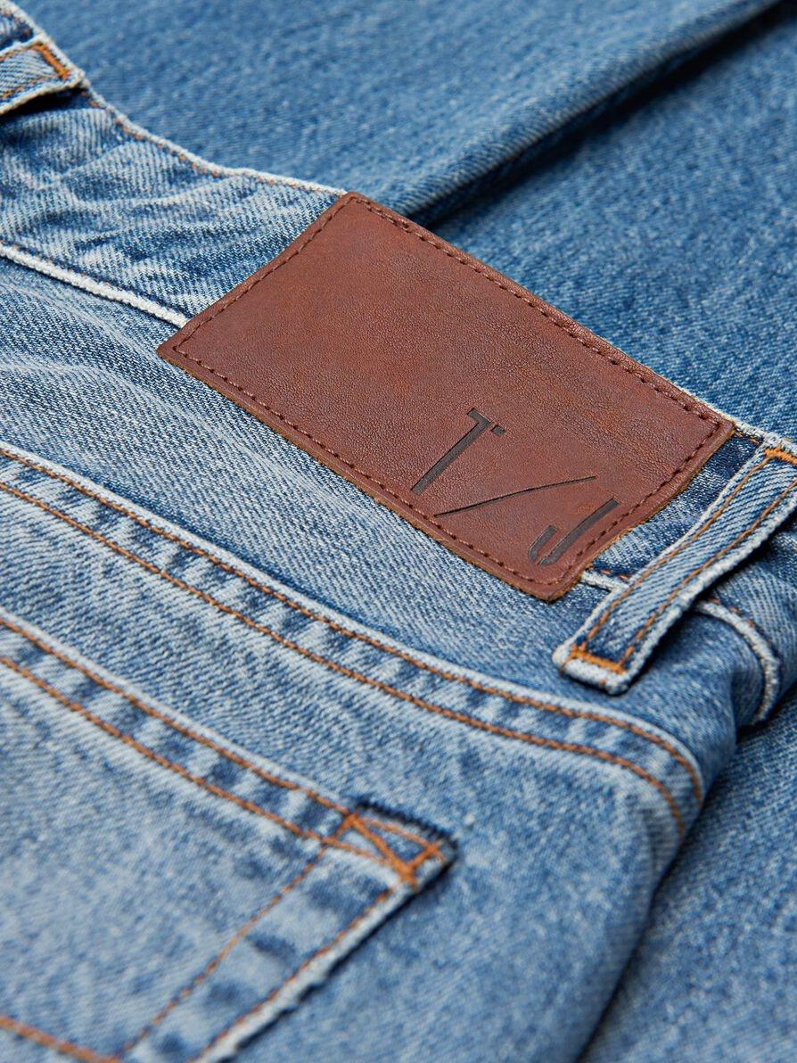 Jud Dust Blue Jeans Boxer Fit-3