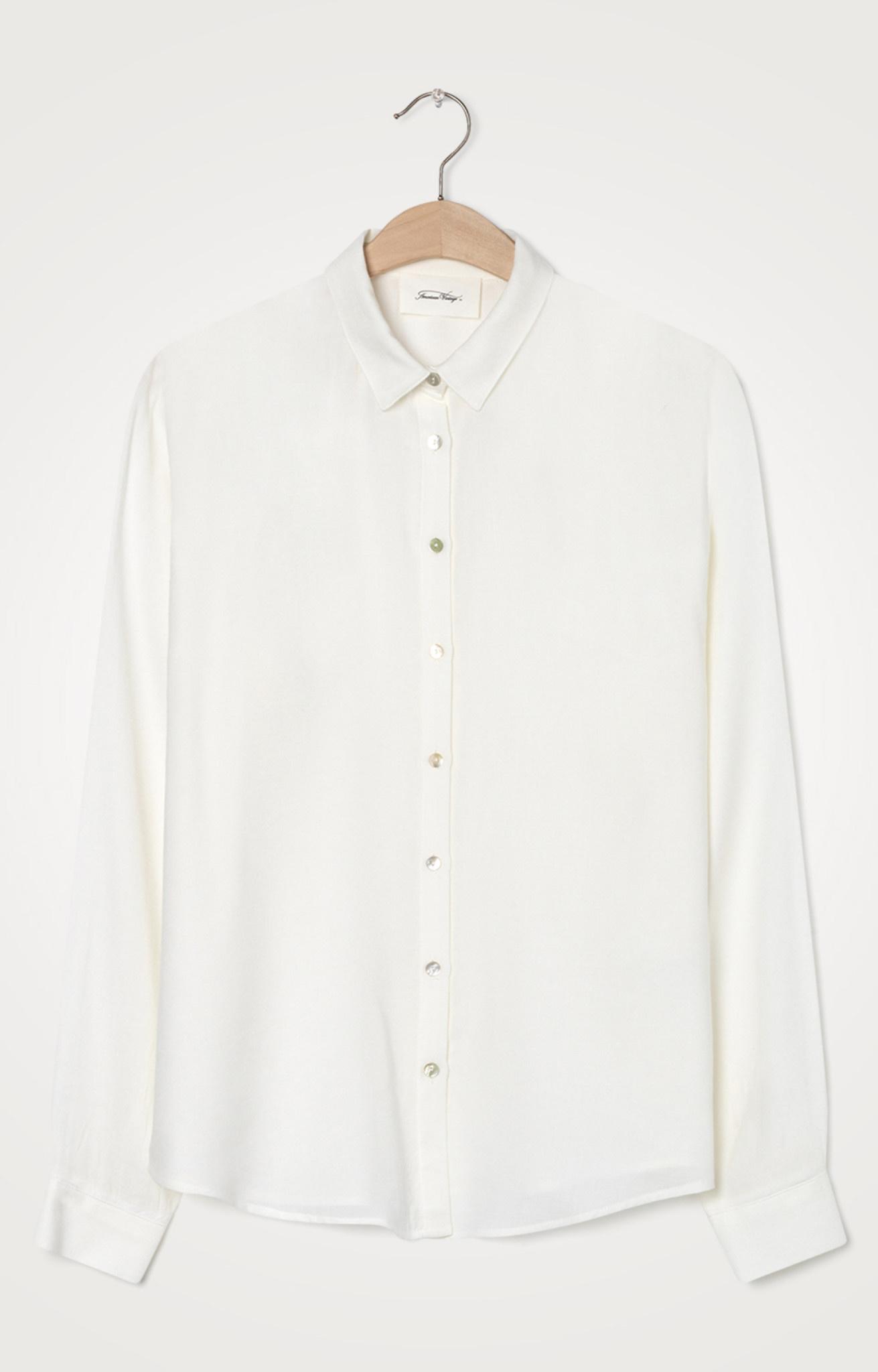 Dorabird Ecru White Shirt-2
