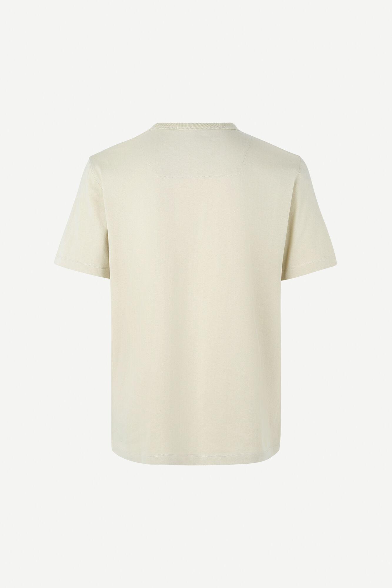 Hugo T-Shirt Crème Wit-2