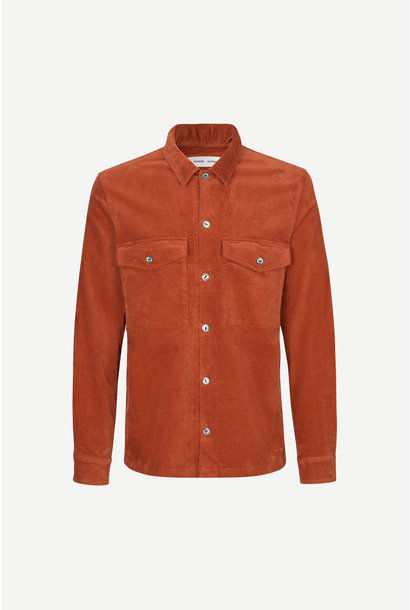 Taka JI Shirt Brandy Brown 12964