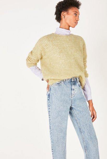 Dolsea Vanille Wollen Chine Knitwear