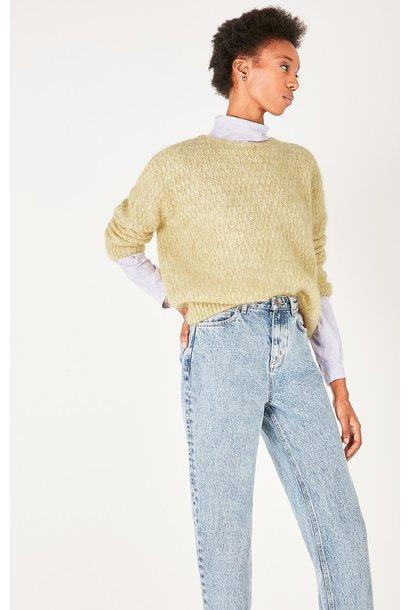 Dolsea Vanille Wool Chine Knitwear