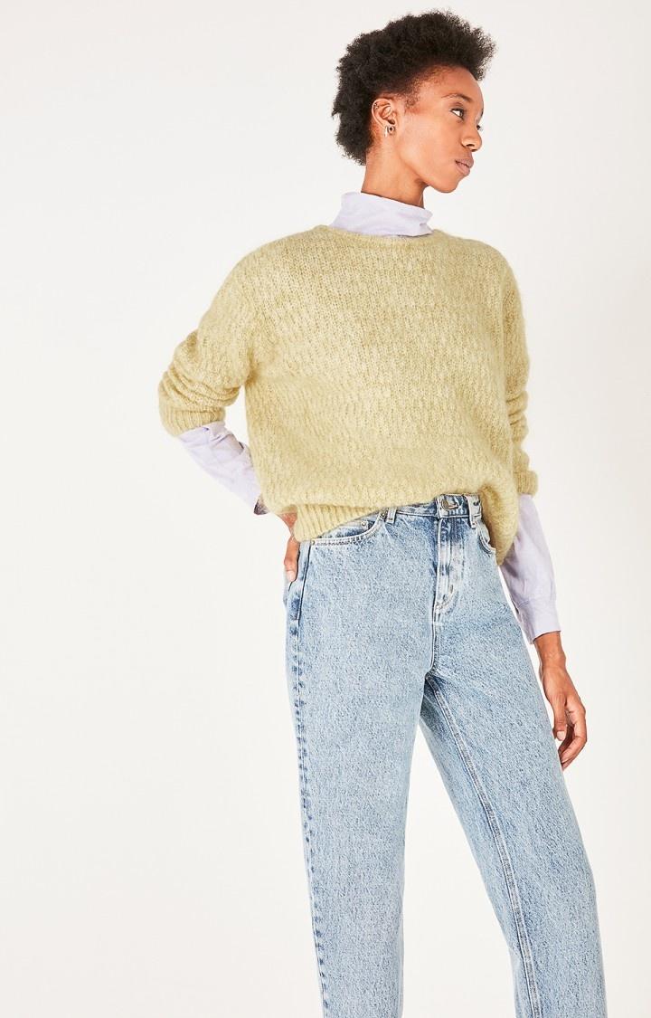 Dolsea Vanille Wool Chine Knitwear-1