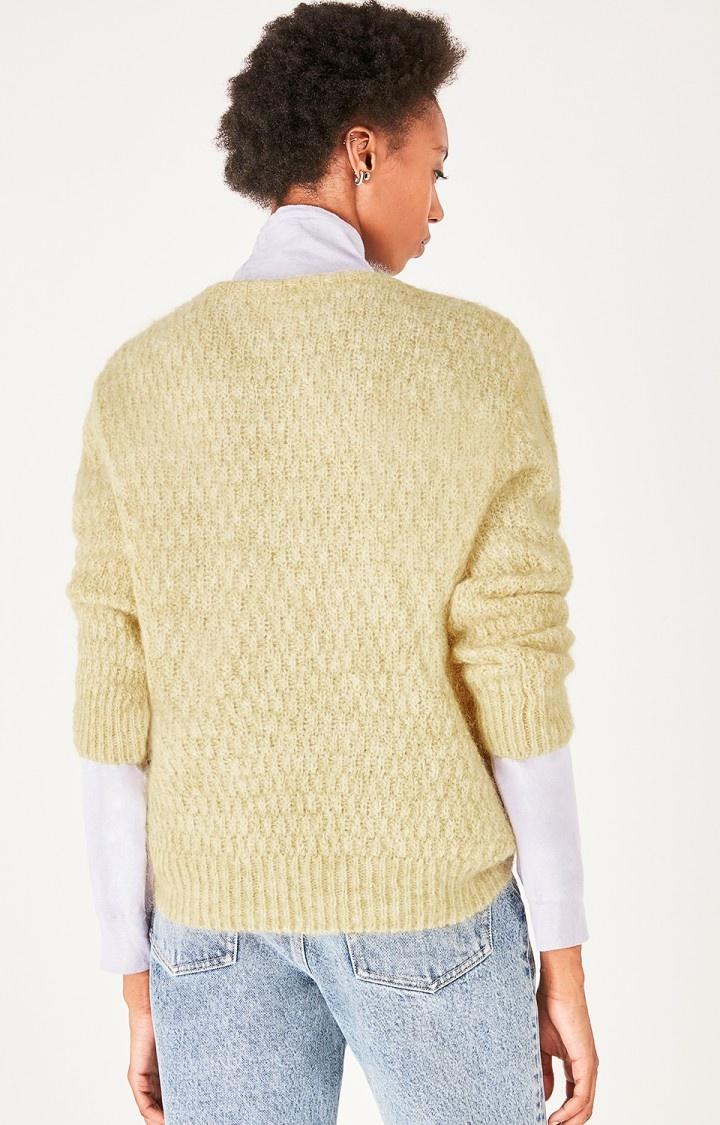 Dolsea Vanille Wool Chine Knitwear-2
