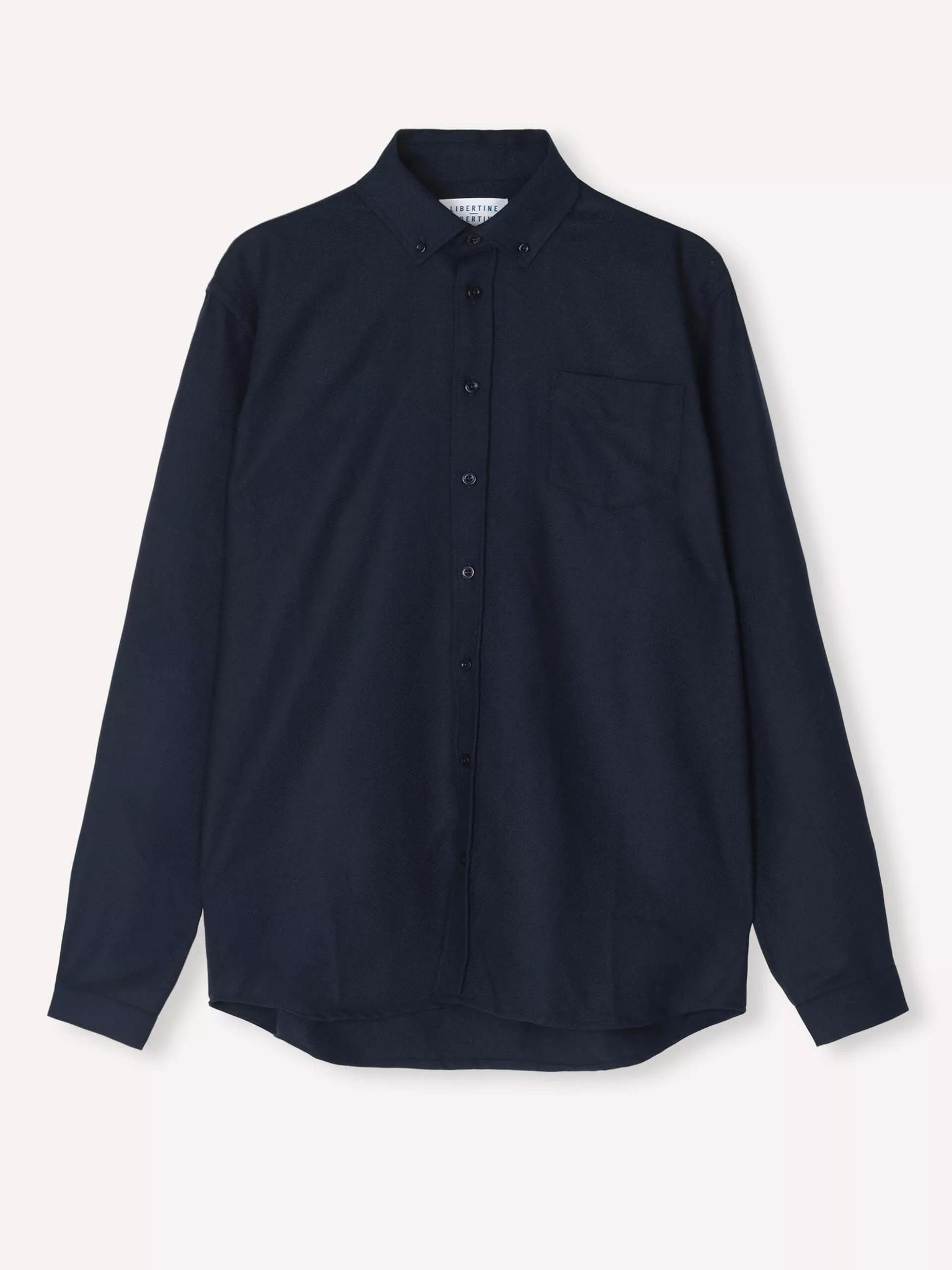 Hunter Dark Navy Shirt 20.04-1