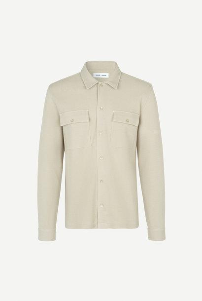 Dayo Woven Shirt Overcast