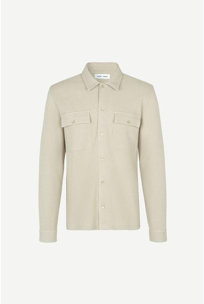 Dayo Woven Shirt Overcast 11586
