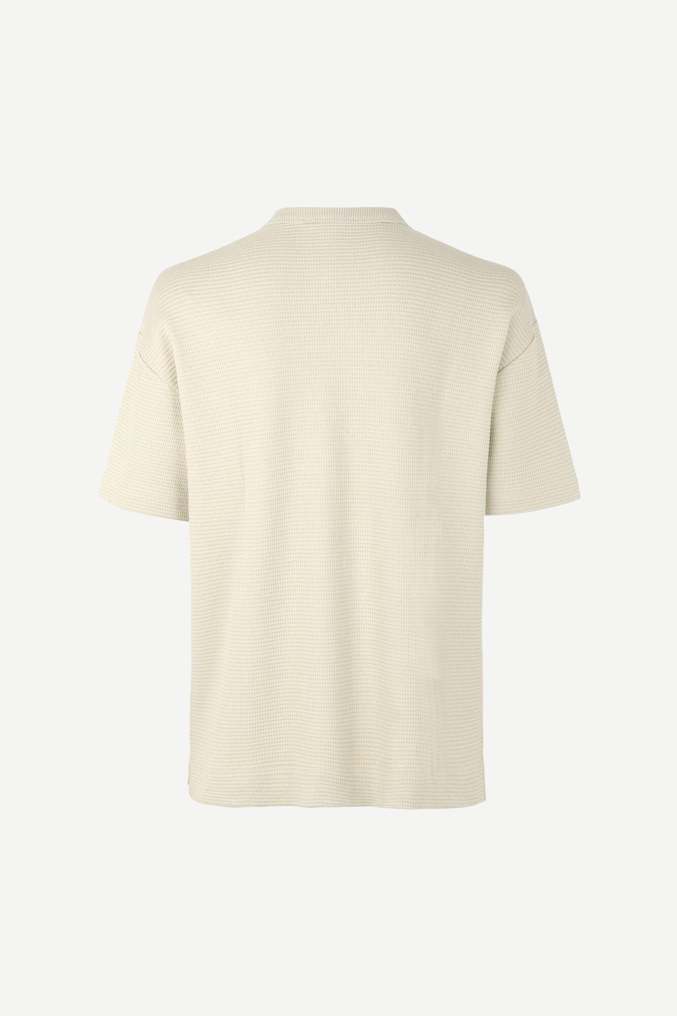 Ratano T-Shirt Overcast Cream 11583-2