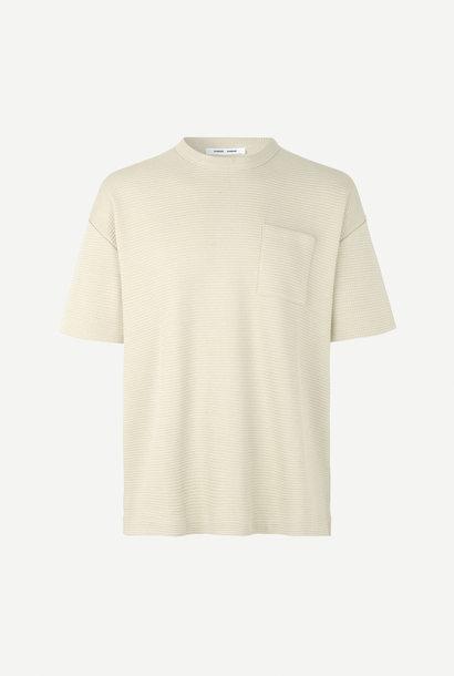 Ratano Oversized T-Shirt Ecru Wit